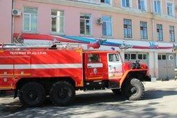 Первой пожарной части г. Хабаровска исполняется 85 лет