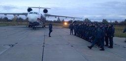 100 спасателей Амурского спасательного центра МЧС России прибудут на Сахалин сегодня