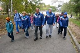 Всемирный день ходьбы поддержали депутаты краевого парламента