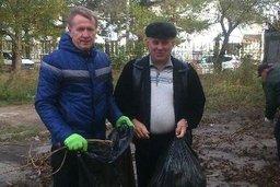 Юрий Минаев: «Чистота города зависит прежде всего от его жителей»