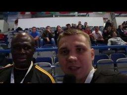 Прокатился, пролетел, прошмыгнул по Хабаровску чемпионат мира по карате