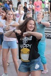Летние уличные зарядки в Хабаровске «переехали» в помещения