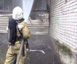 Пожарные ликвидировали загорание домашних вещей в квартире в многоквартирном жилом доме в Хабаровске