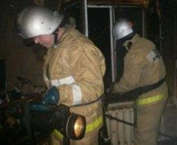 Пожарно-спасательные расчеты привлекались к тушению пожара в жилом доме по улице Аксенова в Хабаровске