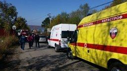 Минобразования пообещало выяснить все подробности ДТП со школьным автобусом под Хабаровском
