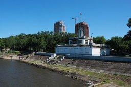 Хабаровскому краю дадут 100 миллионов рублей из бюджета РФ на круизные пристани