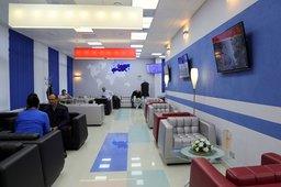 """В хабаровском аэропорту после реконструкции открылся новый """"бизнес-зал"""""""