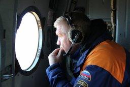 Вертолёт МЧС России выполнил поиск пропавших людей в Тернейском районе Приморья