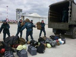 Дальневосточные спасатели готовы к приближающемуся циклону на территорию Сахалинской области и Камчатского края