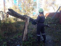 Более 3 тысяч человек задействованы для ликвидации последствий циклона в Сахалинской области