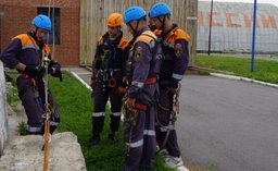 Команда Дальневосточного регионального поисково-спасательного отряда МЧС России поборется за звание Чемпиона