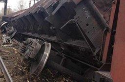 В порту Хабаровска случилась железнодорожная авария