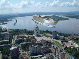 Круизный лайнер стоимостью 911 миллионов рублей появится в Хабаровском крае