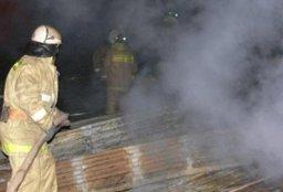 Причиной вызова пожарно-спасательных подразделений стало загорание на веранде жилого дома в Хабаровске