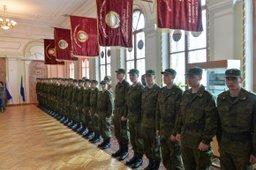 Более 500 новобранцев в Хабаровском крае отправились на службу в армию