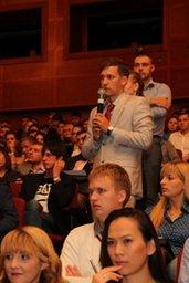 В Хабаровске прошёл четвертый Молодёжный бизнес-форум