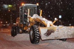 Технология уборки хабаровских дорог от снега будет усовершенствована