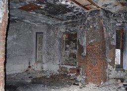 Внутренние помещения замурованного музея-памятника «Волочаевский бой»