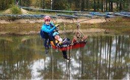 Умение вести поиск в природной среде показали дальневосточные спасатели на Чемпионате МЧС России по многоборью