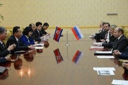 Александр Галушка: Россия и КНДР рассчитывают на взаимовыгодное сотрудничество без посредников