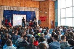Валентина Мешкова: «Поступки таких людей являются для нас и наших детей ярким примером мужества и ответственности»