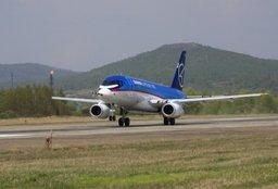 Производство самолетов «Сухой Суперджет 100» на Дальнем Востоке будет увеличено