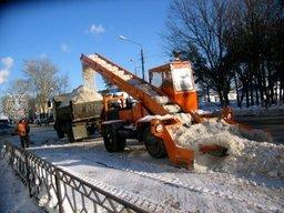 Закон об импортозамещении стал препятствием обновлению парка снегоуборочной техники в Хабаровске