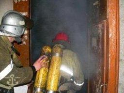Причиной вызова пожарных в Хабаровске стало замыкание электропроводки