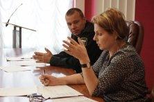 Неплательщики страховых взносов заслушаны на совместном совещании
