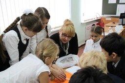 Наталия Пудовкина приняла участие в проведении всероссийского экологического урока