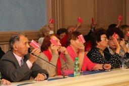 В Хабаровске состоялась Девятая отчетно-выборная конференция ветеранов войны, труда, правоохранительных органов