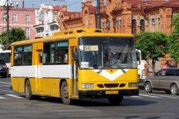 Двадцать три автобуса средства сняты с рейсов в Хабаровске
