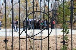 К строительству первого инвестиционного объекта в парке имени Гагарина приступят в следующем году