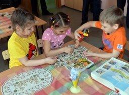 Новый детский сад на 115 мест открылся в Бикине