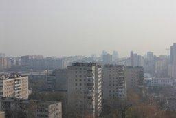 Обстановка в Хабаровске по задымлению на 23 октября 2015 года