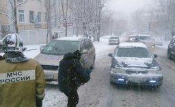 Хабаровск заметает
