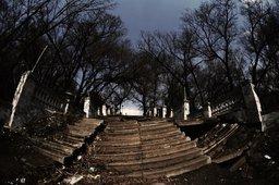 Лестницу с улицы Серышева до набережной сдали в эксплуатацию