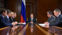 В Правительстве России обсудили расширение сети ТОР на Дальнем Востоке