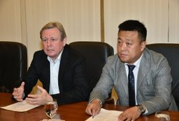 Китай и Россия заинтересованы в создании совместного предприятия на базе «Аркаима»