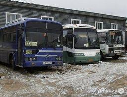 Несколько автобусных маршрутов, связывающих села Хабаровского района и района имени Лазо с Хабаровском, закроются с 1 ноября