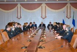 Судебных приставов Хабаровского края поздравили с профессиональным праздником