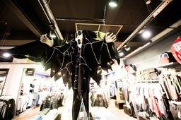 Хабаровские магазины преображаются к Хэллоуину