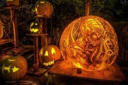 Halloween - популярный праздник