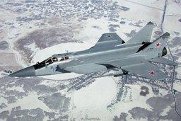 На Камчатке пропал истребитель МиГ-31