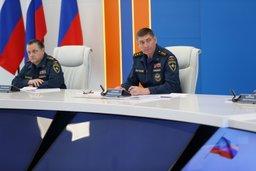 Колонна сводного отряда МЧС России к 17 часам прибудет к месту крушения авиалайнера