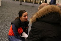 Психологи МЧС России продолжают оказывать помощь родственникам пострадавших в авиакатастрофе