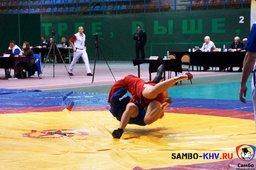 В Хабаровске завершился всероссийский турнир по самбо