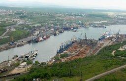 В порту Ванино построят морской угольный терминал