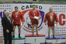 Пять золотых медалей завоевали самбисты края на Всероссийском турнире