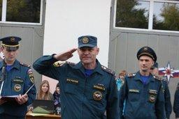 Лучшего начальника пожарного караула выбрали в Хабаровском крае